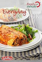 8655 Food in a Minute   Everyday Cookbook