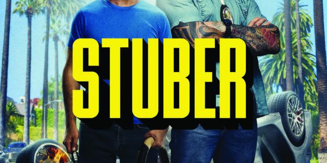 9321337187273 Stuber DVD