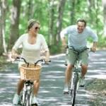9423 Couple Racing Bikes