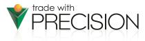 9805 Trade with Precision Logo