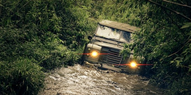 Are You Insured Off ROad