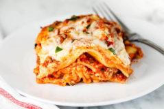 Crock Pot Lasagne