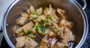 Fennel and Pork Stew