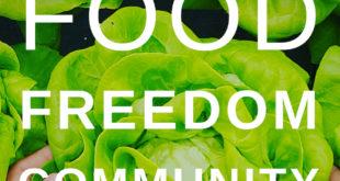 Food, Freedom, Community