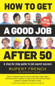 How to Get a Good Job After 50