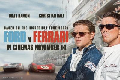 J004857 Ford vs Ferrari Grown Ups competition 400x265