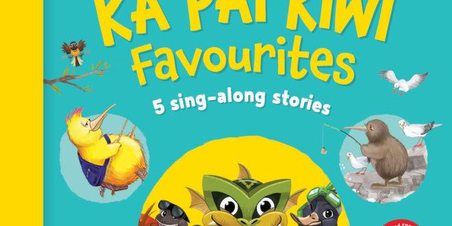 Ka Pai Kiwi Favourites
