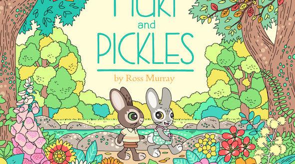 Muki and Pickles