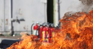 Protecting Your business from fire