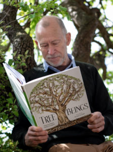 Tree Beings Author, Raymond Huber