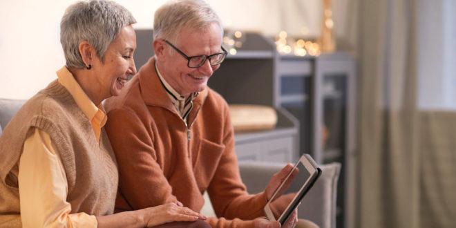 Virtual Grandparenting