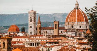 Florence, Italy. Photo by Ali Nuredini , Unsplash