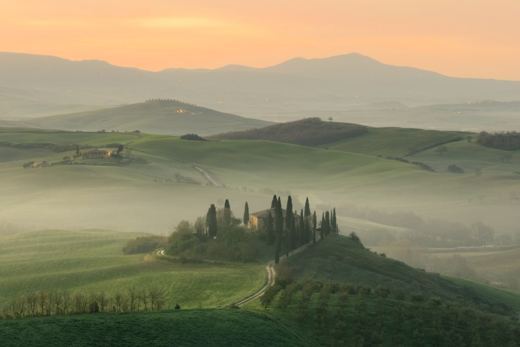 Tuscany, Italy. Photo by Engjell Gjepali, Unsplash